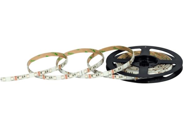 Taśma LED 12V 5050 14,4W IP63 RGB 5m 10mm Nextec