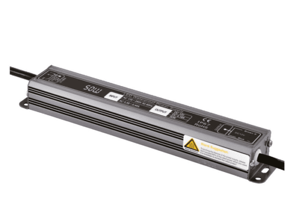 Zasilacz LED wodoodporny Slim IP67 12V 4.17A 50W Nextec
